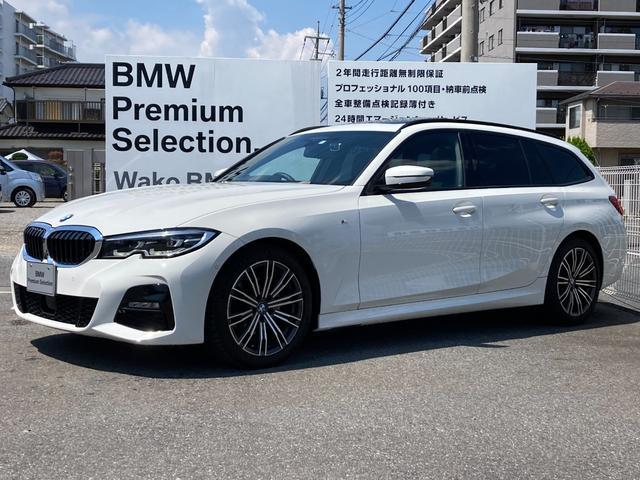 BMW 320d xDriveツーリング Mスポーツ SR ACC
