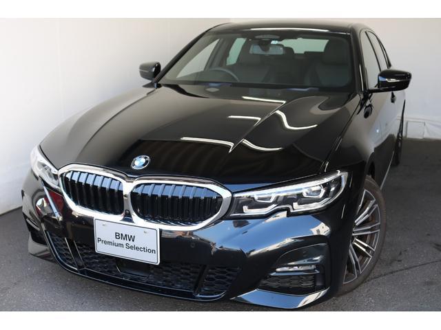 BMW 318i Mスポーツ 4気筒2L ACC パドルシフト LEDヘッドライト