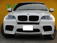 BMW X6 M4WD ディーラー車 サンルーフ ココアレザー