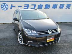 VW シャランTSI コンフォートライン 専門保証付 19AW ローダウン