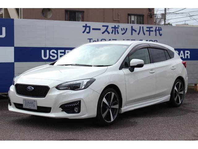 スバル 2.0i-Sアイサイト ナビ ETC付き 特選車