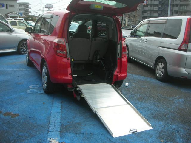 トヨタ Gスローパータイプ福祉車両