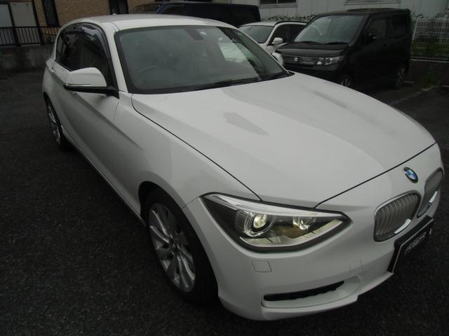 BMW 116i スタイル 車検令和4年3月迄 修復歴無し 整備込み