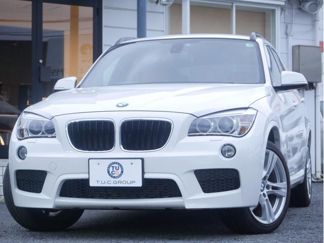 BMW sDrive 20i Mスポーツ 後期後席モニタ赤革2年保証