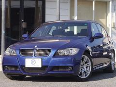 BMW323i Mスポーツ 直6 iドライブHDDナビ 2年保証