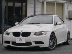 BMWM3クーペ MDCT ドライブロジック Mドライブ 2年保証