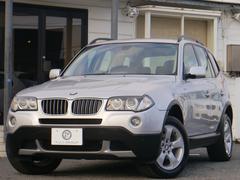 BMW X32.5si後期 純正HDDナビ Sカメラ Bカメラ 2年保証