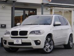 BMW X5xDrive 35i Mスポーツ後期最終7人1オナ 2年保証