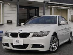 BMW320i Mスポーツ 最終直噴 新iドライブナビ 2年保証