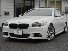 BMW523iツーリング Mスポーツ 直6 SR 車高調 2年保証