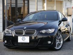 BMW335i Mスポーツ サンR 黒革 ツインターボ 2年保証