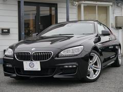 BMW640iグランクーペ Mスポーツ1オナSRDアシスト新車保証