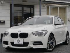 BMWM135i 1オーナー 黒革 直6ターボ 8速AT 2年保証