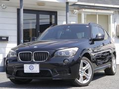 BMW X1sDrive18i Mスポーツ 1オナ HDDナビ 2年保証
