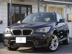 BMW X1sDrive20i Mスポーツ後期 1オーナ iストP 新保