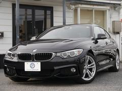 BMW420iグランクーペ Mスポーツ ACC iストップ2年保証