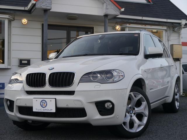 BMW xDrive 35i Mスポーツ サンルーフ 黒革 2年保証