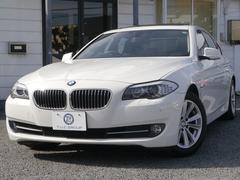 BMW523i ハイラインパッケージ サンR 黒革 iスト2年保証