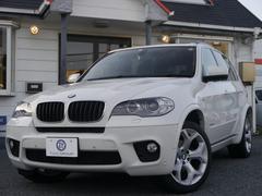 BMW X5xDrive 35i Mスポーツ サンルーフ 黒革 2年保証
