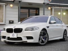 BMWM5 イノベーションP サンR 黒革 7速DCT 2年保証