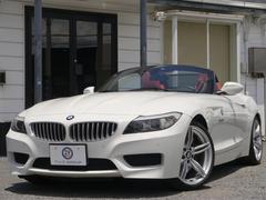 BMW Z4sDrive35i Mスポーツ左H 赤革 電動OP 2年保証