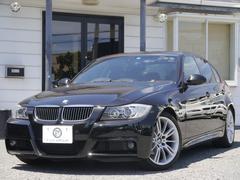 BMW325i Mスポーツ 直6 iドライブ 18AW 2年保証