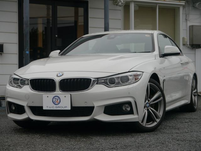 BMW 435iクーペMスポーツ Dアシスト 黒革 HUD 2年保証