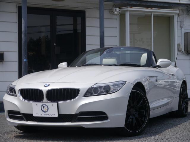 BMW sDrive20i ハイライン後期 真珠アイボリ革 2年保証