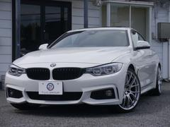 BMW420iクーペ Mスポーツ サンR ACC HUD 2年保証