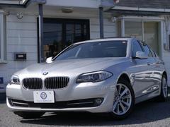 BMW523i ハイライン 1オーナ サンR iストップ 2年保証