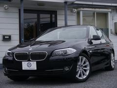BMW523i ハイライン 1オーナー iストップ 黒革 2年保証