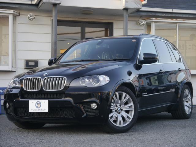 BMW xDrive35iMスポーツ SR 7人乗 黒革 2年保証