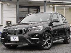 BMW X1xDrive 20i xライン 追従ACC HUD 新車保証