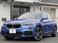 BMW X1sDrive 18i Mスポーツ ACC HUD 新車保証