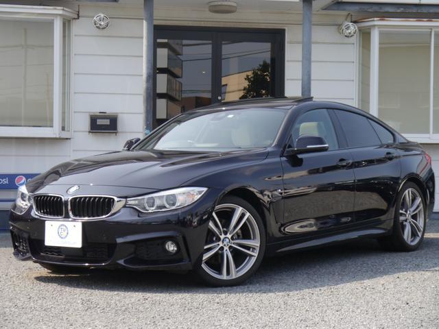 BMW 420iGCMSP SR 白革 ACC 19AW 2年保証