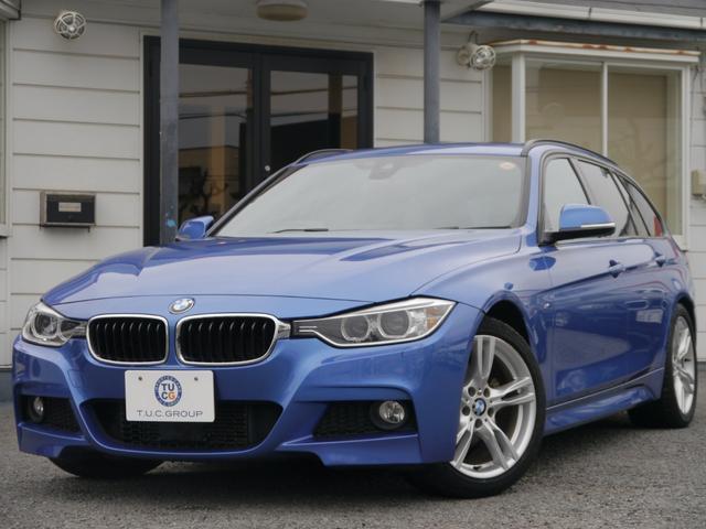 BMW 320iTRGMSP 1オナ ACC iストップ 2年保証