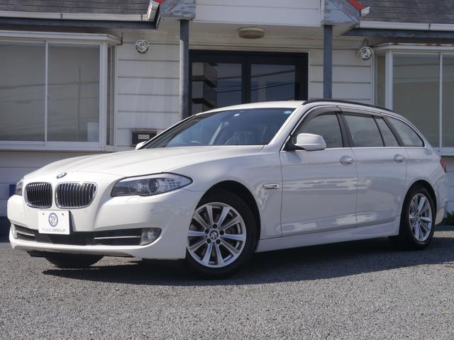 BMW 523iTRGハイライン 後期EG iスト 黒革 2年保証