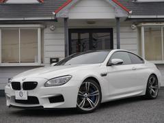 BMW M6DCT V8 LEDヘッド 黒革 HUD パドルS 2年保証