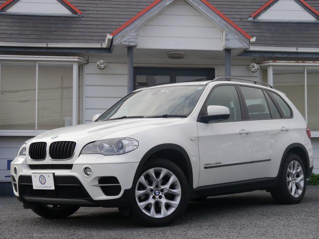 BMW xDrive35dセレクトP 1オナ サンR 黒革 2年保証