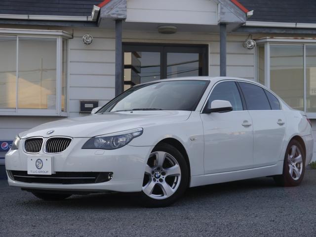 BMW 525iハイライン 後期最終 黒革 新iドライブ 2年保証