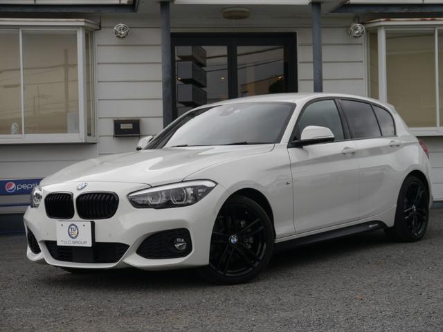 BMW 118iMSPEDシャドー 1オーナ ACC 本革 新車保証