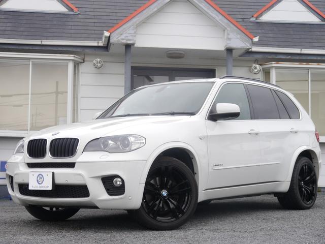 BMW xDrive35iMスポーツ後期SR 黒革20AW 2年保証