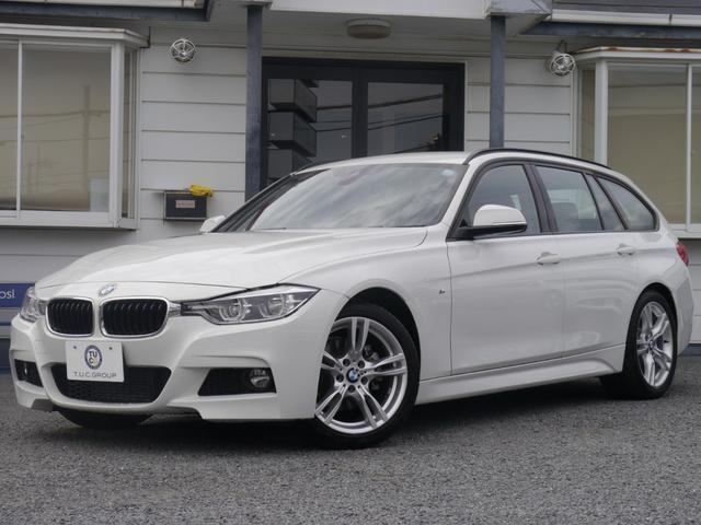 BMW 318i ツーリング Mスポーツ 後期 LED/H 新車保証