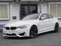 BMW M4M4クーペ MDCT LED/H 19AW 黒革 2年保証
