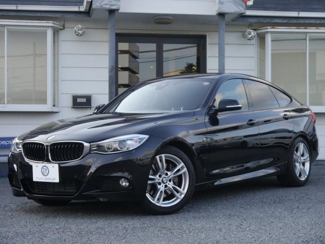 BMW 335iグランツーリスモ Mスポーツ 直6 黒革 2年保証