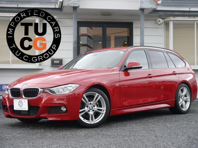BMW 320dツーリング Mスポーツ 1オナ 追従ACC 2年保証