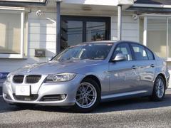 BMW320i 最終直噴 電動パワステ 新iドライブナビ 2年保証