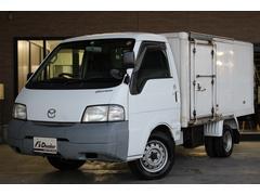 ボンゴトラック冷凍冷蔵車