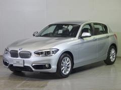 BMW118d スタイル HDDナビ 衝突軽減ブレーキ 認定中古車