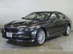 BMW740i リモートパーキング トップビューカメラ 認定中古車